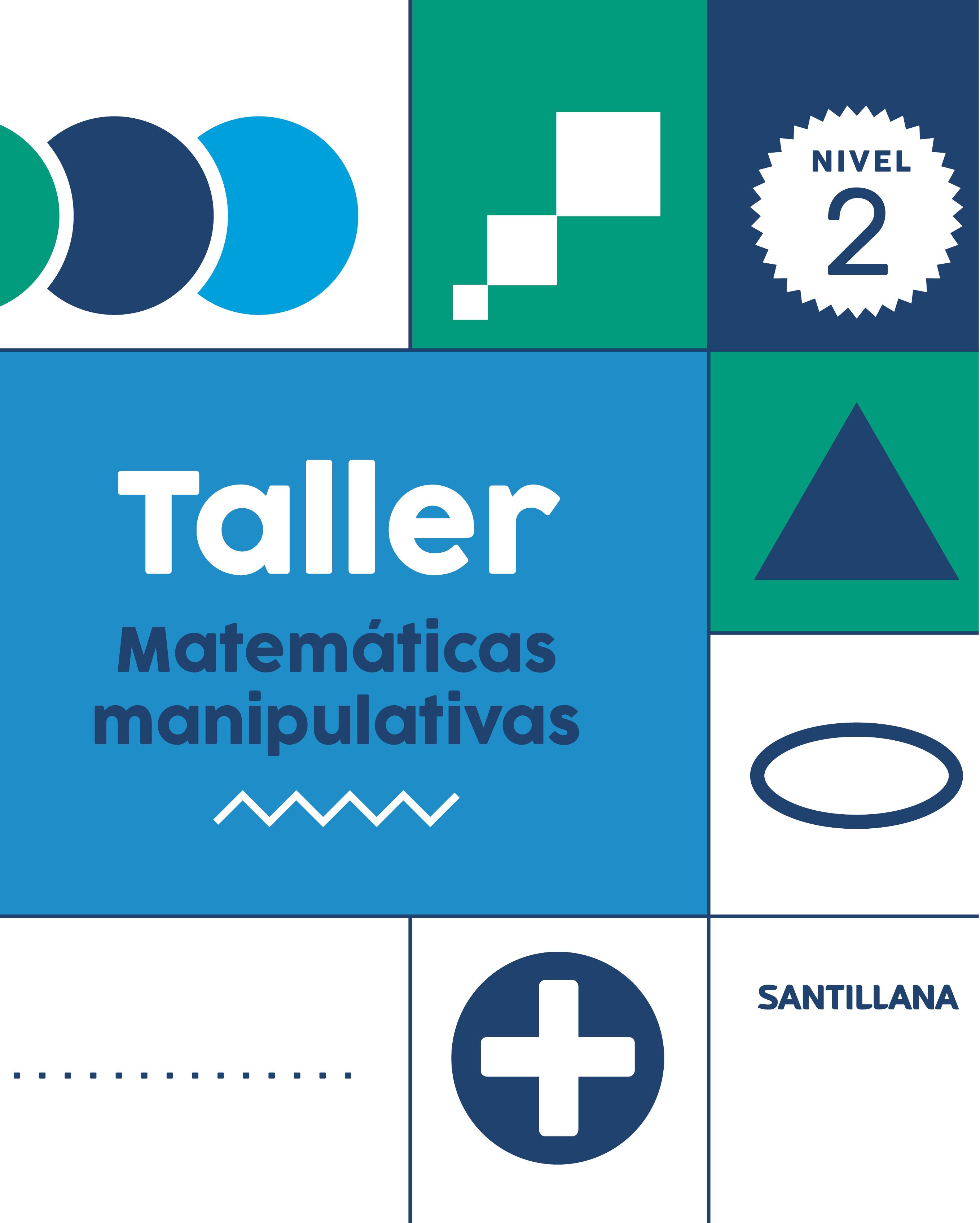 Santillana App Alumno Taller Matemáticas Manipulativas Nivel 2 App